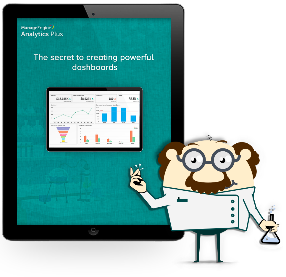 The secret to creating powerful dashboards